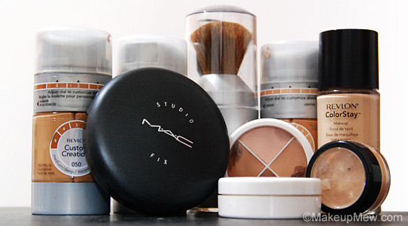 Top 5 high end foundations i would like to buy crazy for Different types of foundations